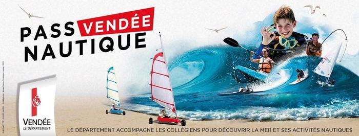 Collégiens vendéens, profitez du Pass Vendée Nautique !