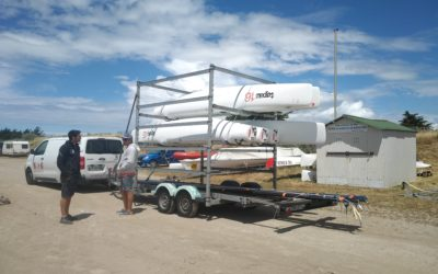 Livraison de catamarans  pour la saison 2020